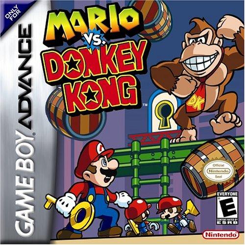 Portada de la descarga de Mario Vs Donkey Kong