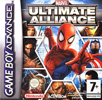 Portada de la descarga de Marvel: Ultimate Alliance