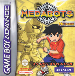 Juego online MedaBots: Metabee (GBA)
