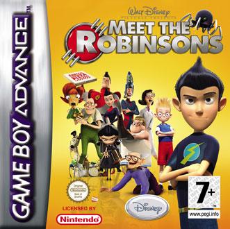 Portada de la descarga de Disney's Meet the Robinsons