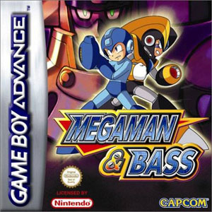 Juego online Mega Man & Bass (GBA)