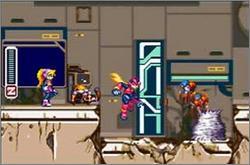 Imagen de la descarga de Mega Man Zero