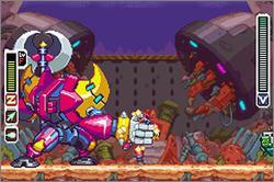 Imagen de la descarga de Mega Man Zero 4