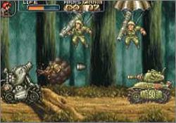 Imagen de la descarga de Metal Slug Advance