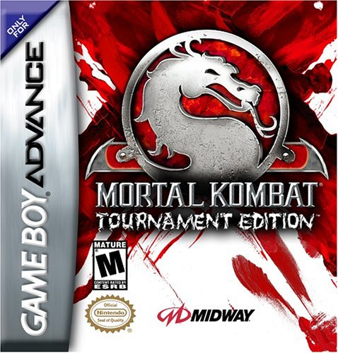 Portada de la descarga de Mortal Kombat: Tournament Edition