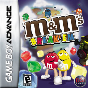 Portada de la descarga de M&M's Break' Em