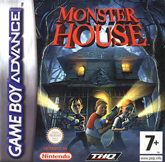 Portada de la descarga de Monster House