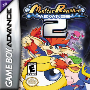 Descargar Monster Rancher Advance 2 Juego Portable Y Gratuito