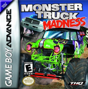 Portada de la descarga de Monster Truck Madness
