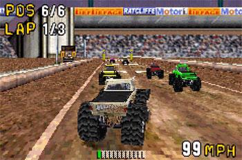Imagen de la descarga de Monster Truck Madness