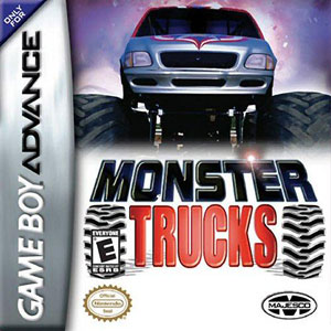 Portada de la descarga de Monster Trucks