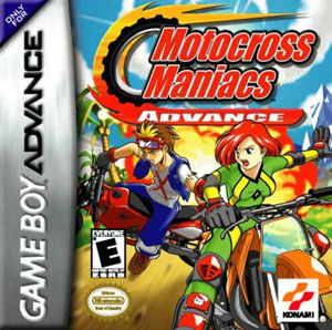 Motocross Maniacs Advance Gba Onlinemania