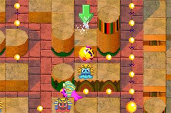 Imagen de la descarga de Ms Pac-Man Maze Madness
