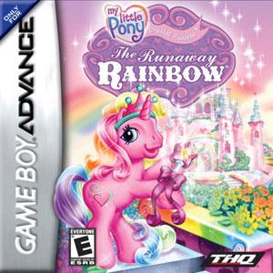 Juego online My Little Pony: Crystal Princess -- Runaway Rainbow (GBA)
