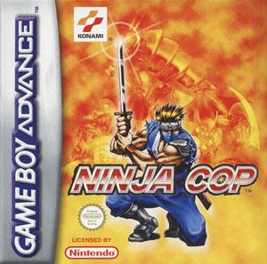 Juego online Ninja Cop (GBA)