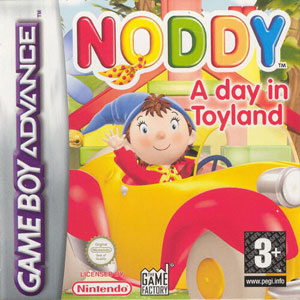 Portada de la descarga de Noddy: A Day in Toyland