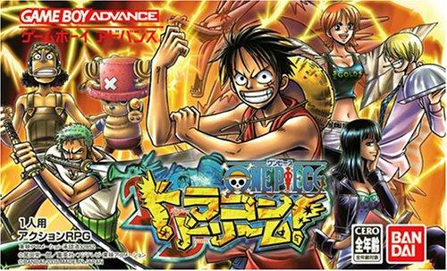 Portada de la descarga de One Piece Dragon Dream