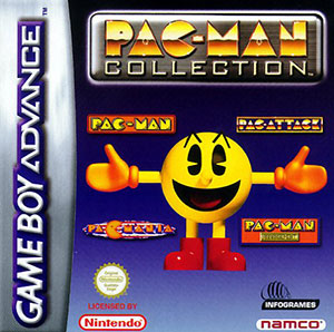 Juego online Pac-Man Collection (GBA)