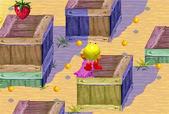Imagen de la descarga de Pac-Man World