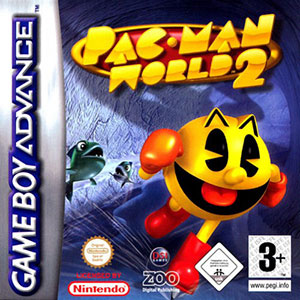 Juego online Pac-Man World 2 (GBA)