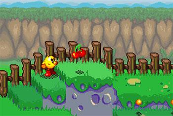 Imagen de la descarga de Pac-Man World 2