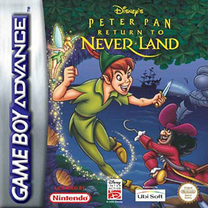 Portada de la descarga de Disney's Peter Pan: Return to Never Land