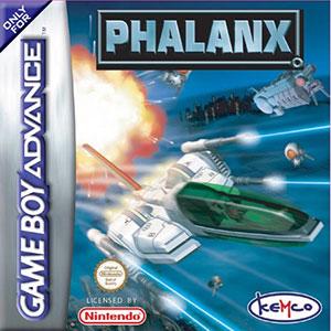 Juego online Phalanx (GBA)