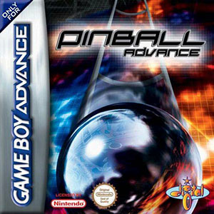Portada de la descarga de Pinball Advance