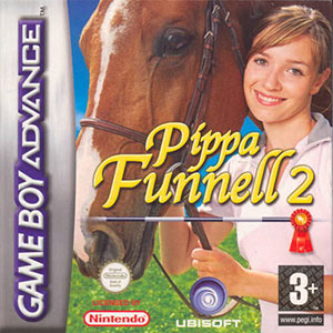 Juego online Pippa Funnell 2 (GBA)