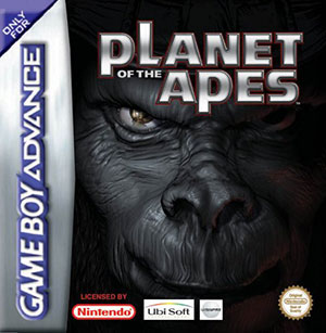 Juego online Planet of the Apes (GBA)