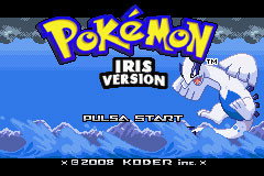 Portada de la descarga de Pokemon Iris