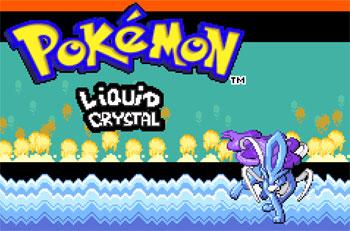 Carátula del juego Pokemon Liquid Crystal (GBA)