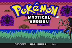 Portada de la descarga de Pokemon Mystical