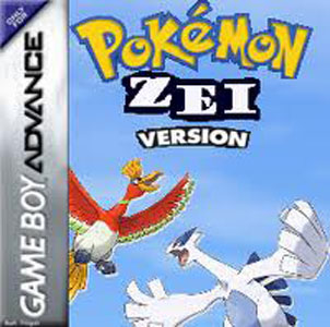 Portada de la descarga de Pokemon Edicion Zei