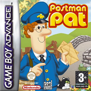 Portada de la descarga de Postman Pat
