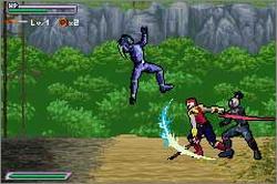 Imagen de la descarga de Power Rangers: Ninja Storm