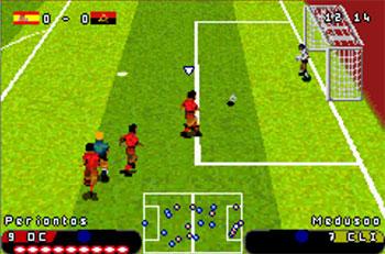 fifa 2006 para game boy advanced: