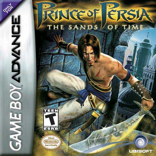 Portada de la descarga de Prince of Persia: The Sands of Time