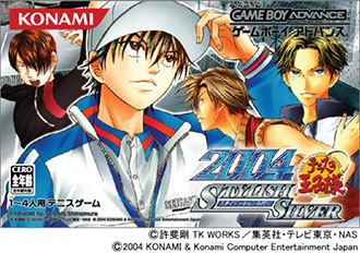 Juego online The Prince of Tennis 2004 Stylish Silver (GBA)