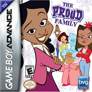 Juego online Disney's The Proud Family (GBA)