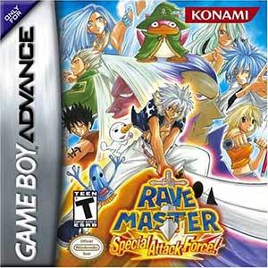 Portada de la descarga de Rave Master: Special Attack Force