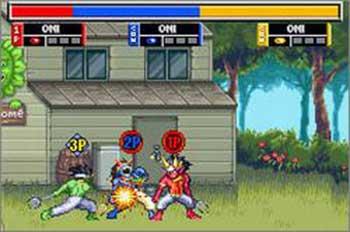 Imagen de la descarga de Rave Master: Special Attack Force
