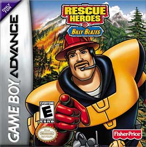 Portada de la descarga de Fisher-Price Rescue Heroes: Billy Blazes