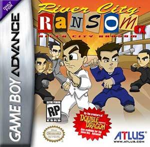 Portada de la descarga de River City Ransom EX