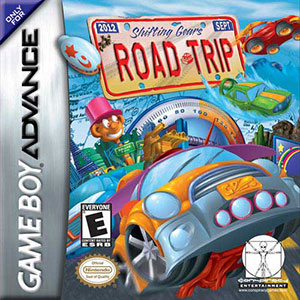 Juego online Road Trip: Shifting Gears (GBA)