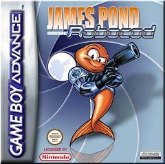 Portada de la descarga de James Pond: Codename RoboCod