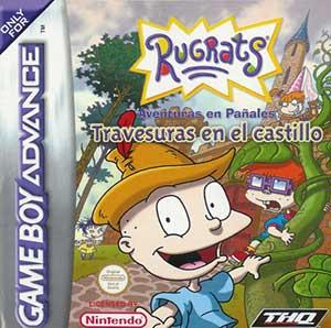 Portada de la descarga de Rugrats – Travesuras en el Castillo