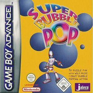 Juego online Super Bubble Pop (GBA)