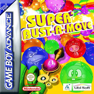 Juego online Super Bust-A-Move (GBA)