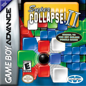 Juego online Super Collapse! II (GBA)
